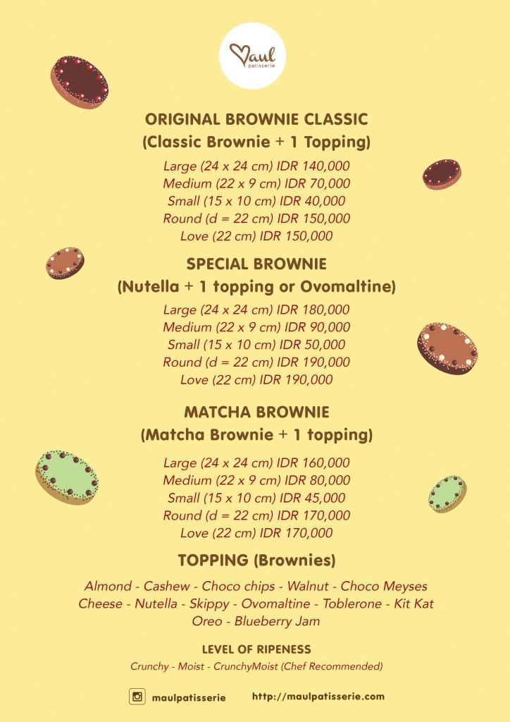 BrowniesPricelist